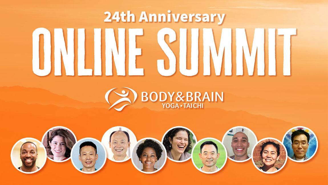 Body Brain Anniversary GetBright Online Summit