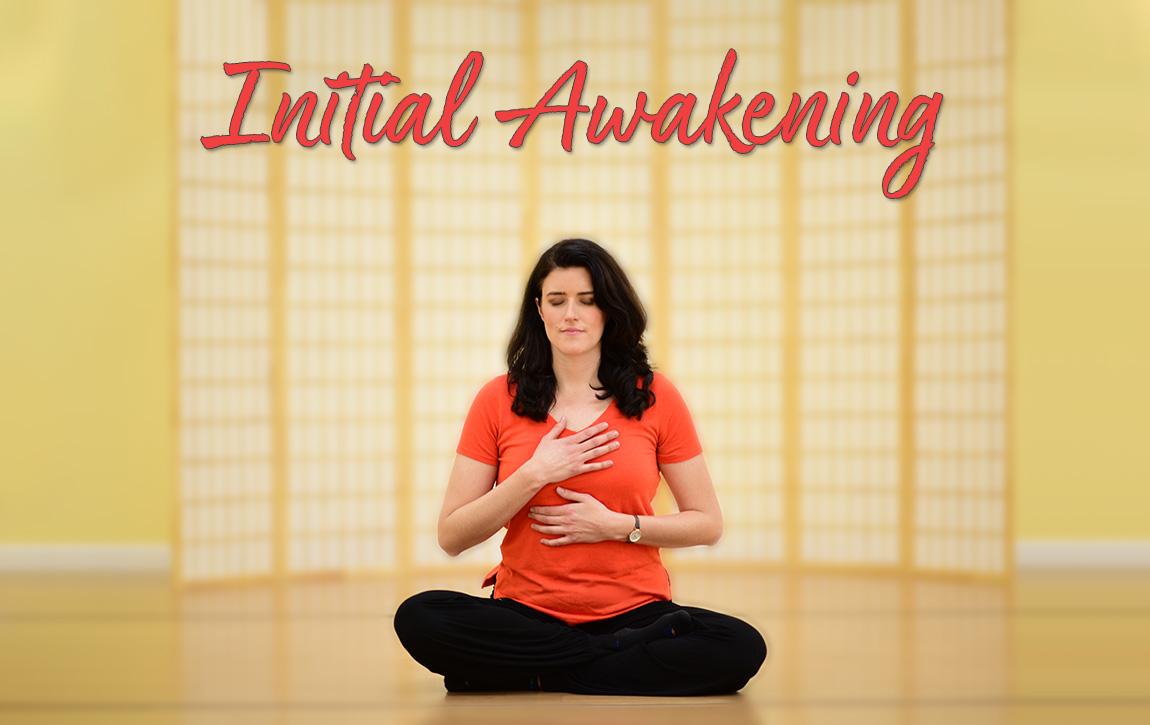 Initial Awakening 1day 2nd Chakra workshop