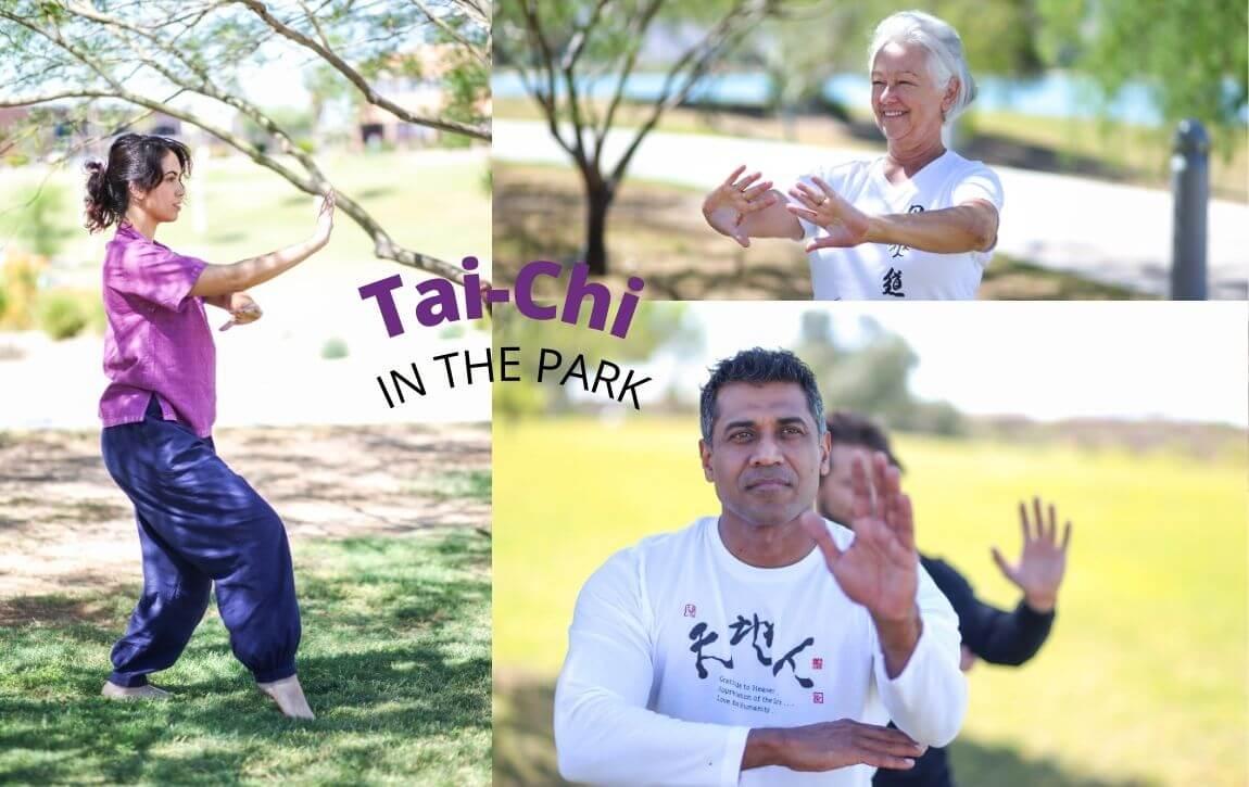 TaiChi in the Park